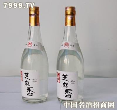 芝麻香光瓶内招