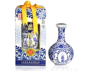 董店蓝花瓷15年